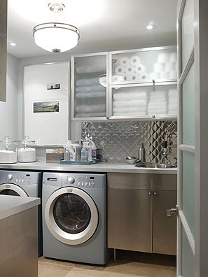 Haus and Home: Dreamy Laundry Rooms