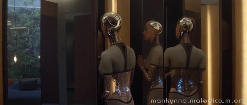 Гиноид в кинофильме Ex Machina