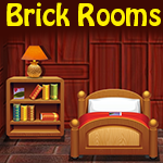 Play Games4King Brick Rooms Escape
