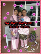 GA : BAJU RAYA 2011