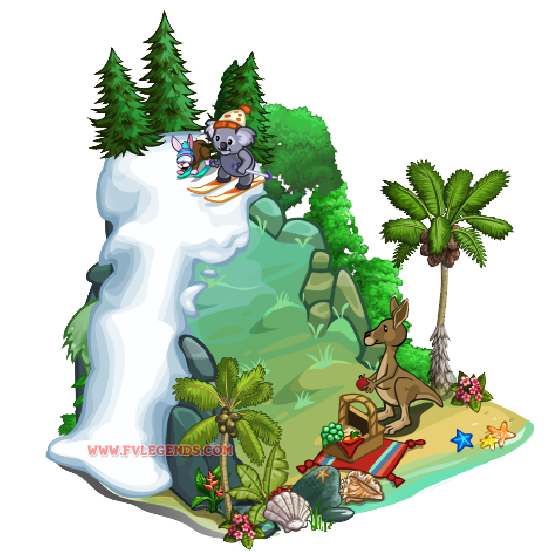 high resolution Picture of the Farmville Mountain Shores Cove Escapade