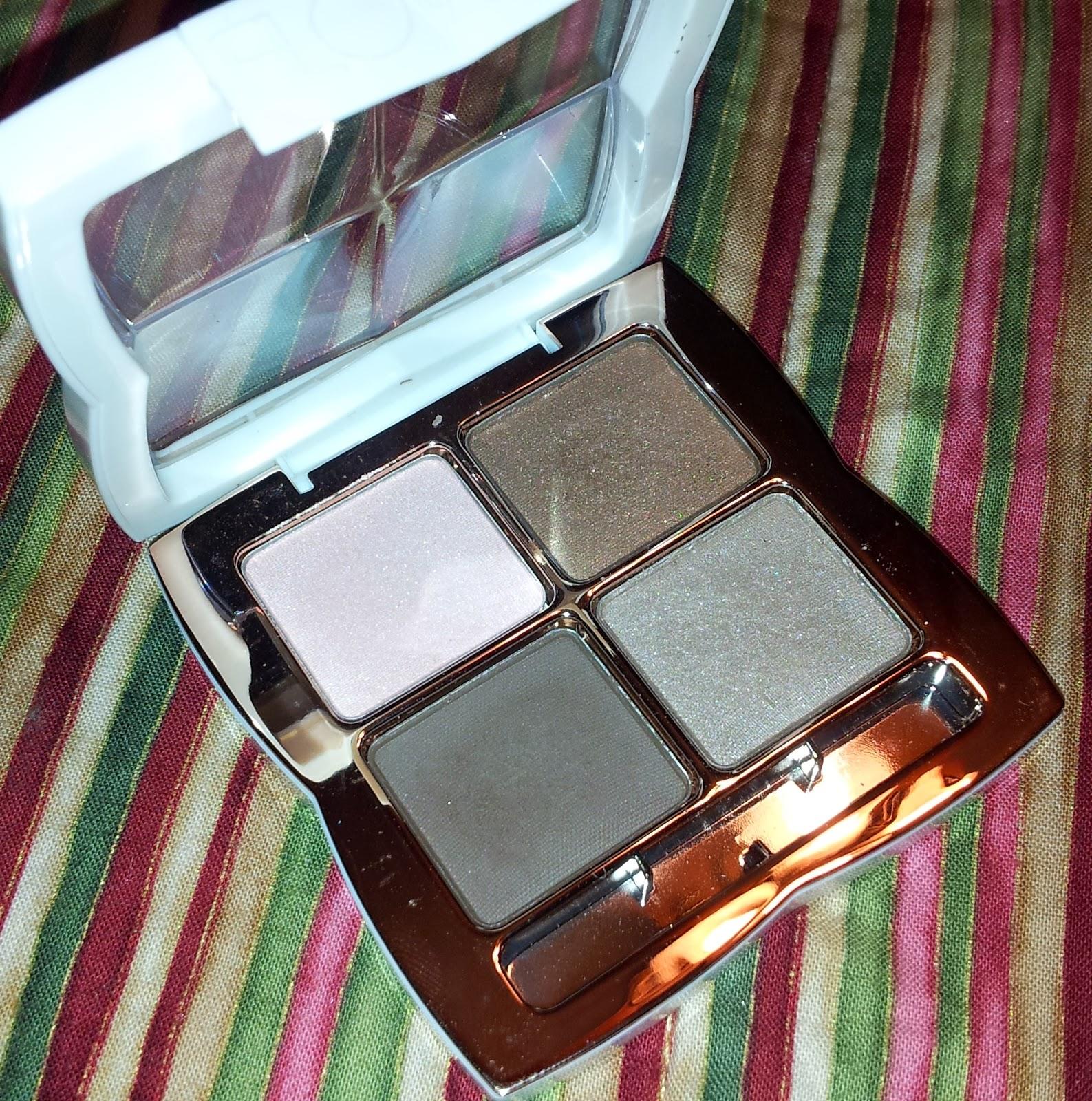 Lainamarie91 november 2013 review flower beauty shadow play eyeshadow quad palette eq3 foxy browns izmirmasajfo