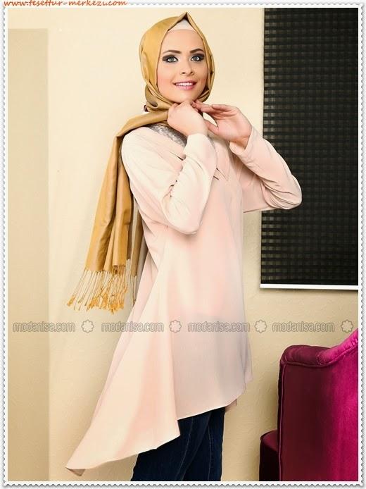 Puane Yazlık Tunik Model ve Renkleri