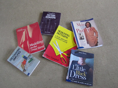 fabric, sewing, patterns, make, own, dress making, books, library