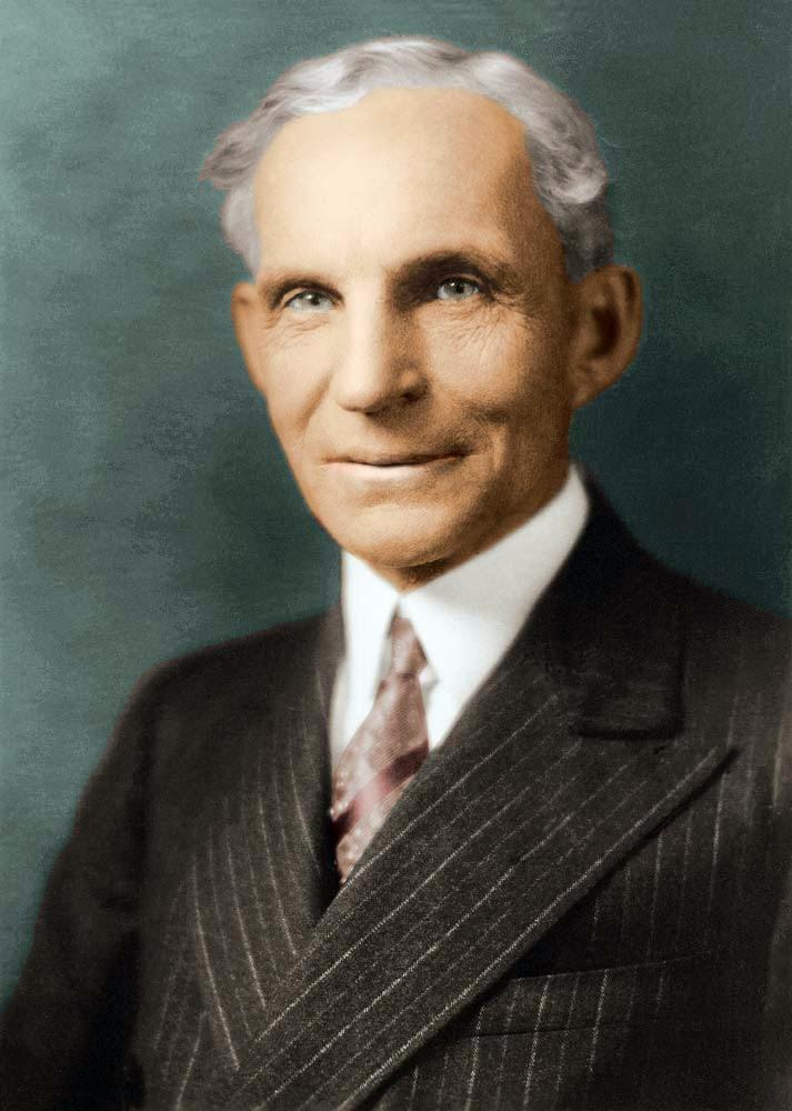 3 Kunci Kejayaan Henry Ford