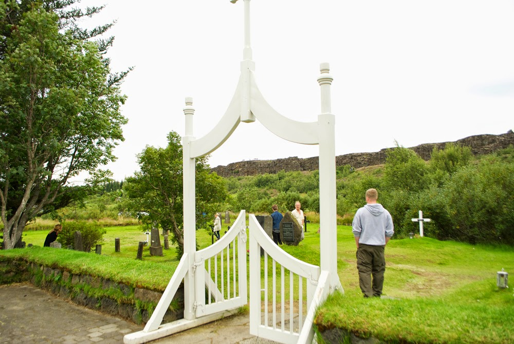 thingvellir church and cemetery