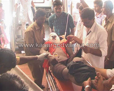 Kasaragod, Railway-track, General-hospital, Manjeshwaram, Injured, Police, Kerala, Malayalam News