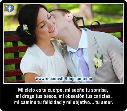 ... De pareja con frases de amor para facebook Imagenes bonitas con frases