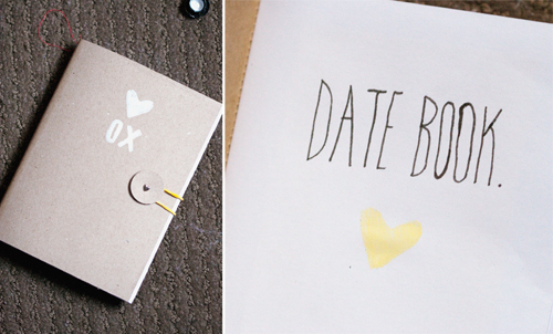 Tutorial DIY cuaderno date book