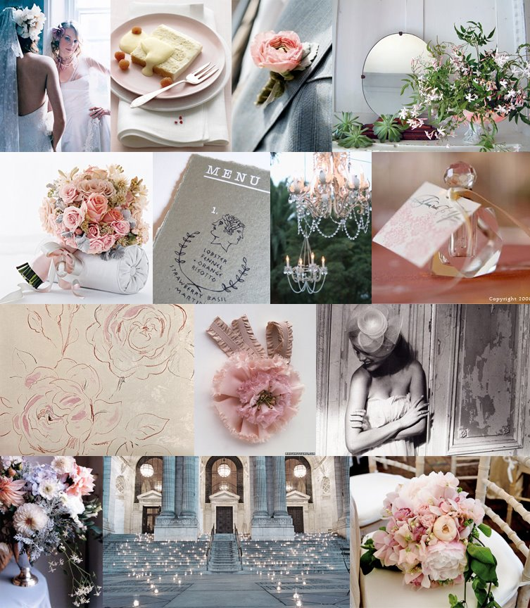to celebrate it with than a pale pink and cool gray