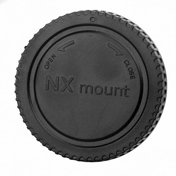 Rear Lens Cap and Body Cap for Samsung NX Mount Digital Cameras