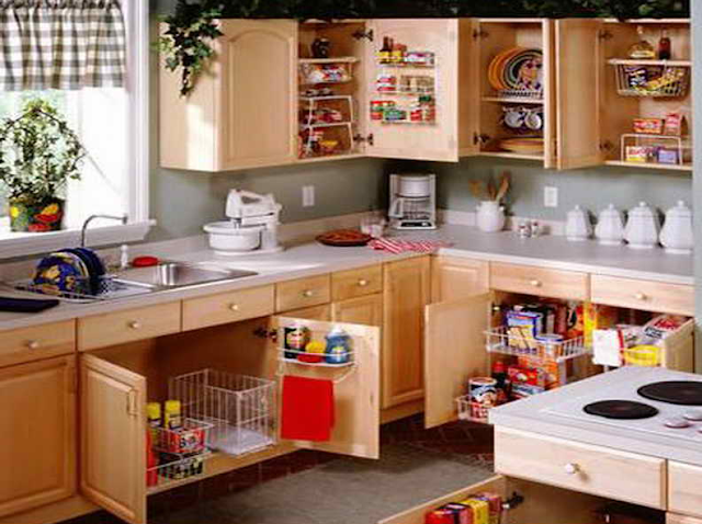 रसोई को सुव्यवस्थित करने के तरीके