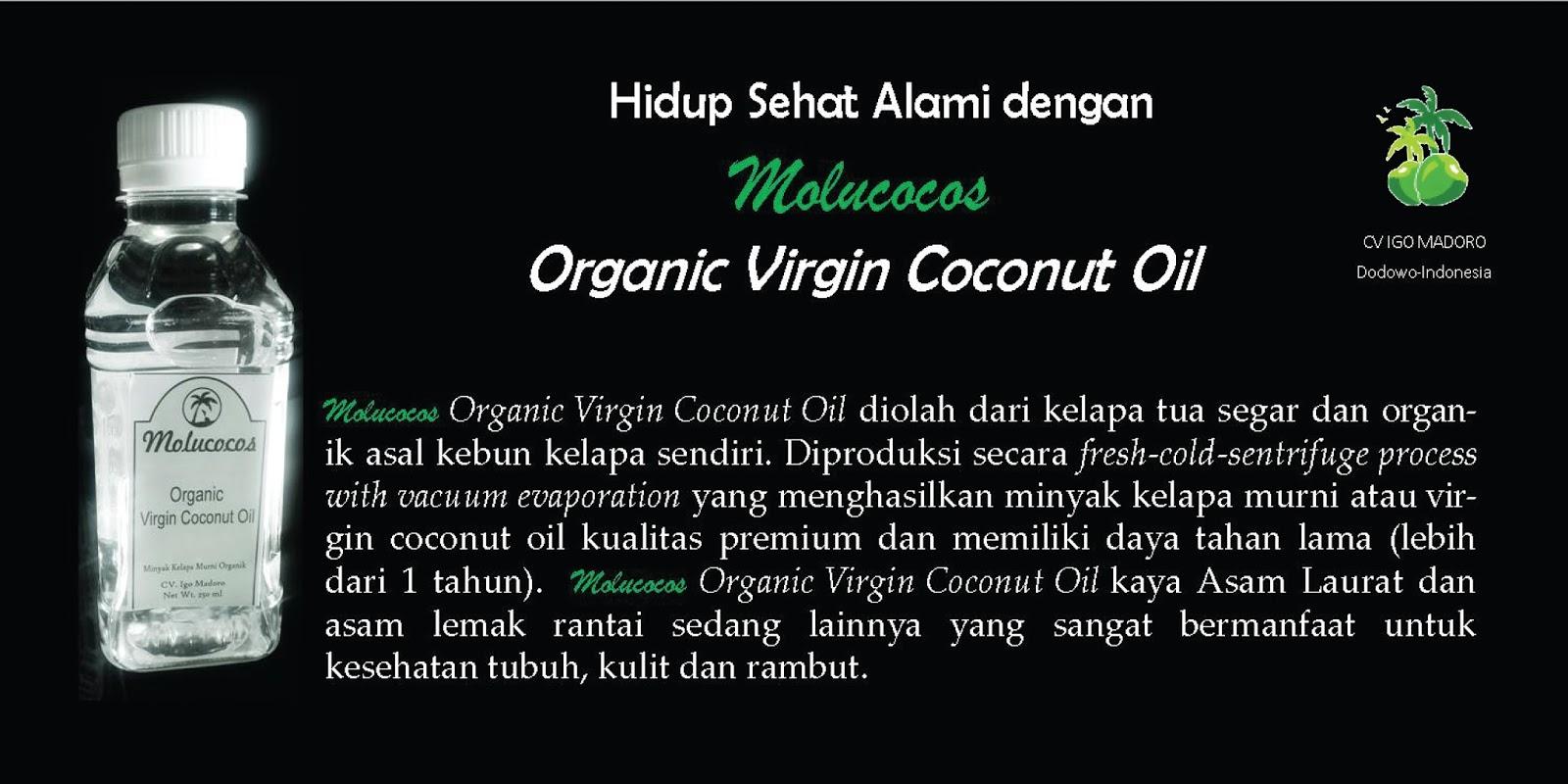Harga Jual Vico Bagoes Virgin Coconut Oil Minyak Kelapa Vco 1 Liter By Asal Molucocos Organic Igo Madoro