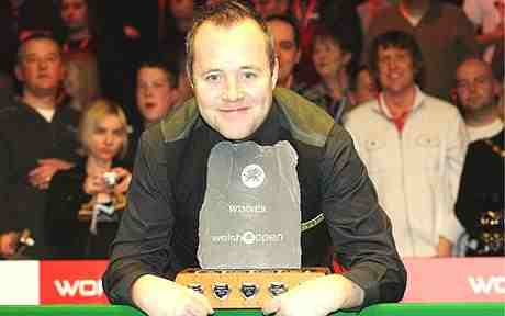 john higgins cue. This was Higgins matchplay at