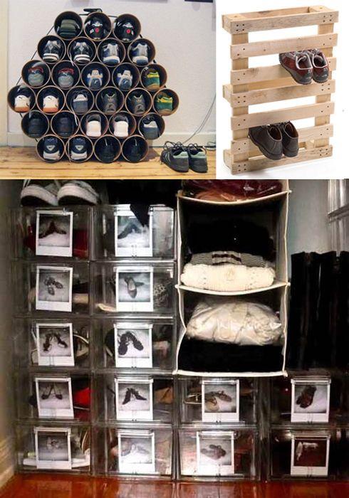 I consigli di irene scarpe fare ordine in modo - Idee originali per casa ...