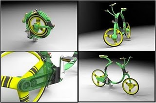Locust Bike Design