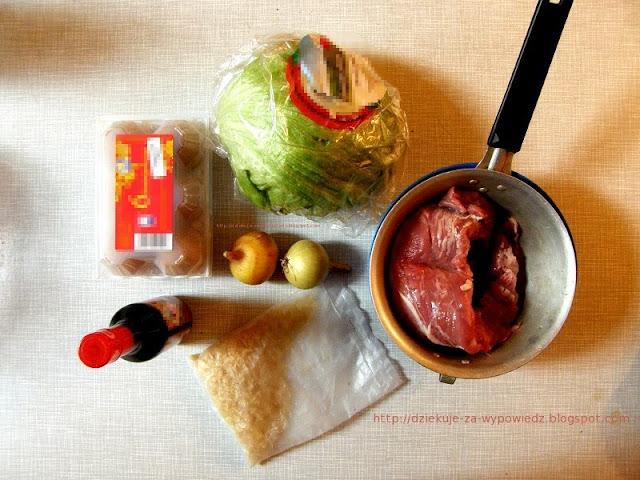 Japońskie jedzenie Madame Wu