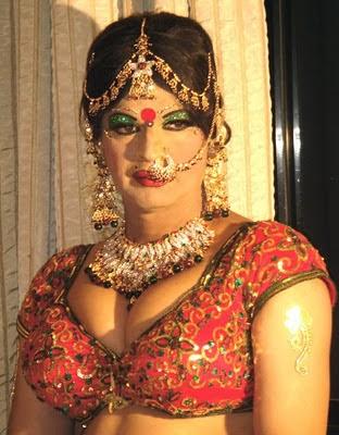 crossdressing trends indian crossdresser as dulhan ms