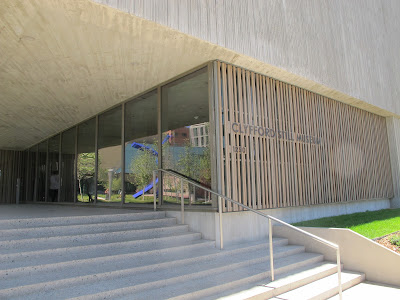 Robin Talks, Cooks and Travels: Clyfford Still Museum - The Building