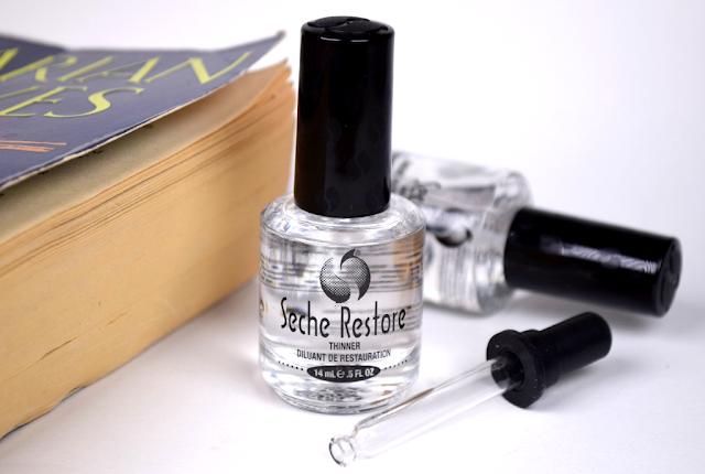Seche Restore Nail Polish Thinner Review