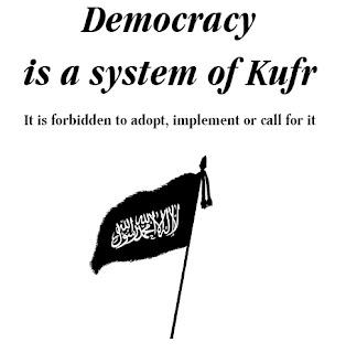 Demokrasi Adalah Sistem Kufur - Haram Untuk Diterima
