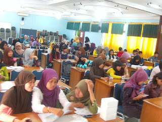 WORKSHOP JURNAL ILMIAH 2012