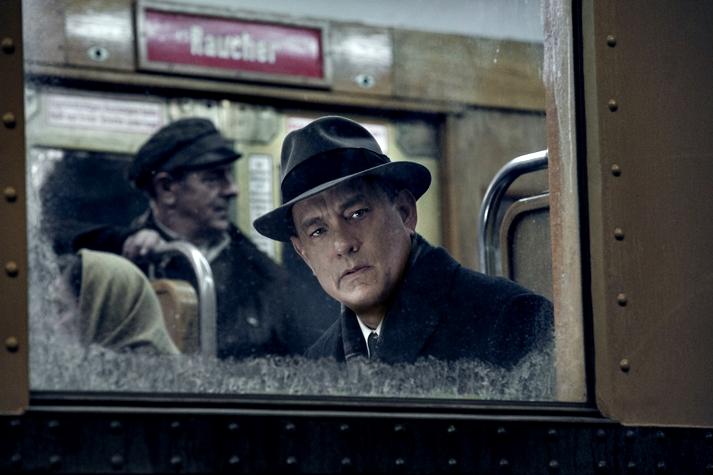 El puente de los espías (Bridge of Spies, Steven Spielberg, EE.UU, 2015).