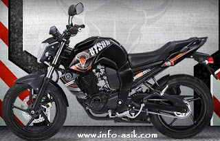 Harga dan Spesifikasi Motor Yamaha Byson Terbaru