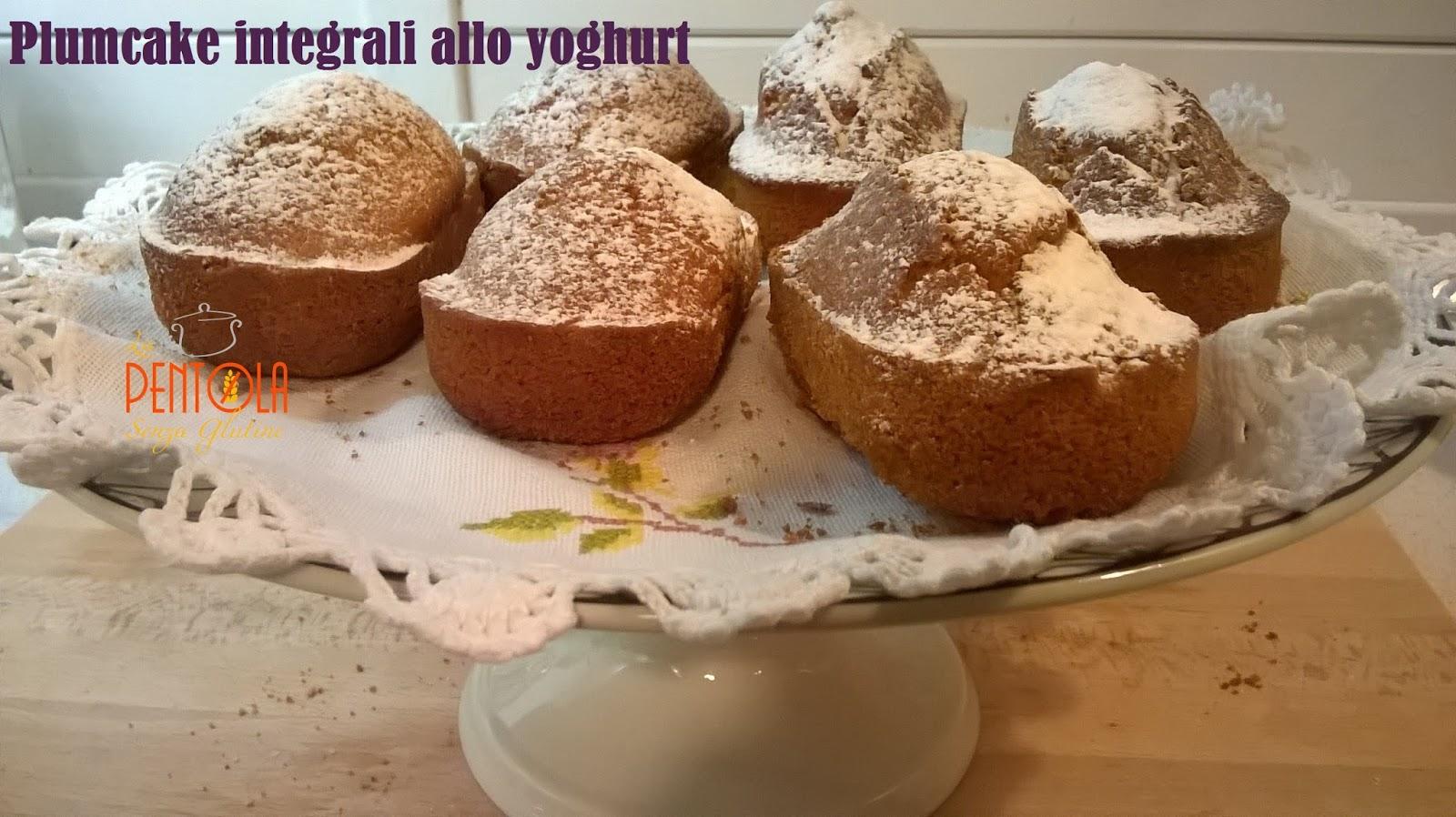 Senza Glutine è Nato Il Plumcake Di Farina Di Riso Integrale Senza  #6A3B1C 1600 898 Cucina Mediterranea Senza Glutine