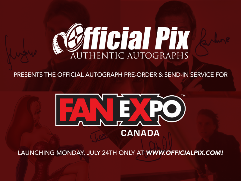 Can't make Fan Expo? Official Pix has got you covered!