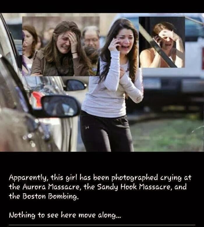 Πρέπει να έχουν ξεκληρίσει την οικογένειά της οι τρομοκράτες