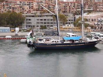 školní plachetnice