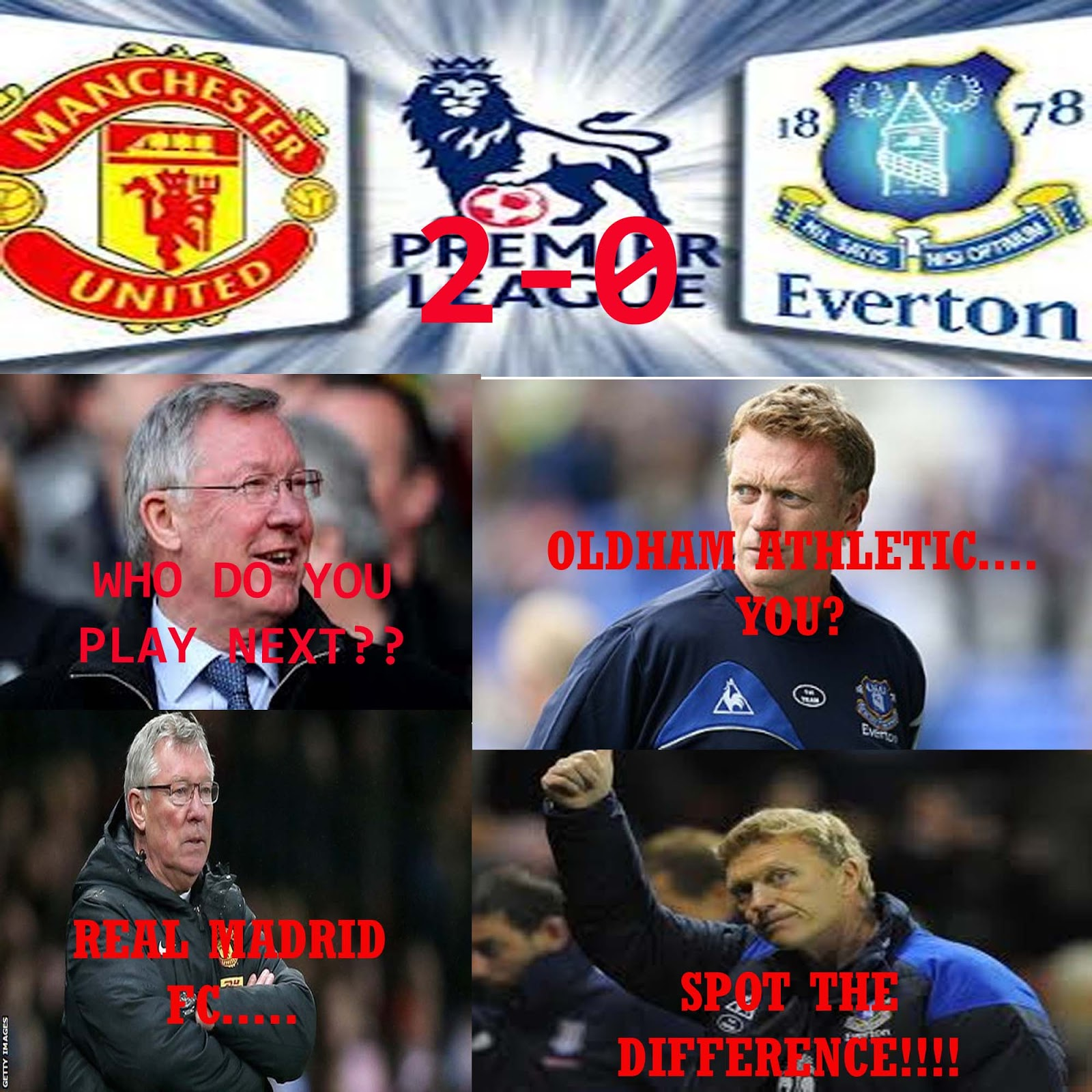 Troll Football Fergie