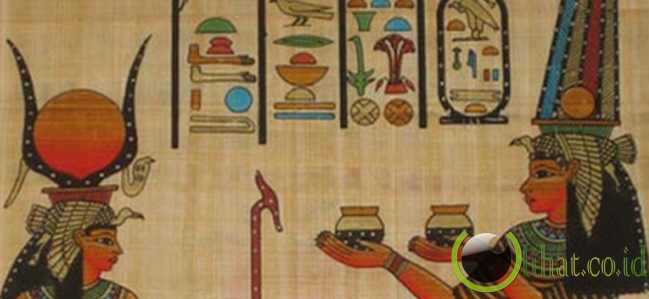 Lembar Papirus