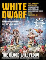 White Dwarf Weekly número 86 de septiembre