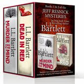 The Jeff Resnick Mysteries: Books 1 & 2