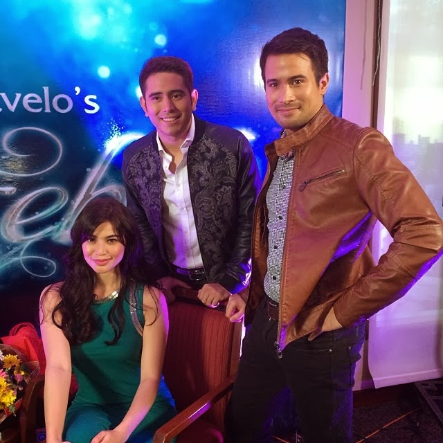 anne curtis, gerald anderson, sam milby in dyesebel