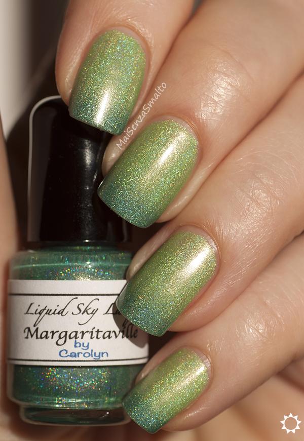 Liquid Sky Lacquer Margaritaville