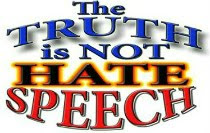 truth is not hate speech