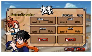 Ninja Saga Cheat: Instant Mission Special Jounin Exam