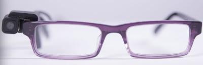 OrCam - kamera nałożona na zwykłe okulary