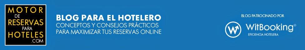 Motor de reservas para hoteles - el blog de witbooking