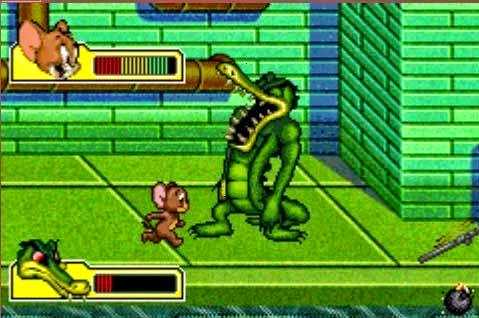 Download Tom and Jerry Game Fists Of Fury Free