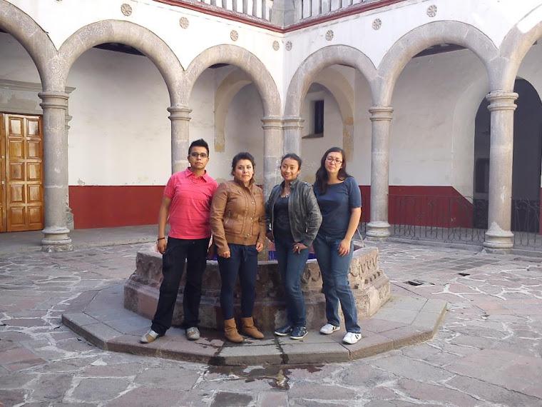 Una parte de la historia en Texcoco