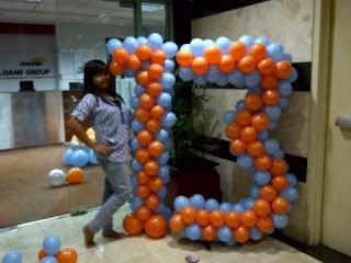 dekorasi balon A