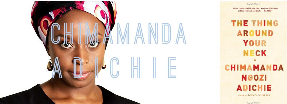 The Thing Around Your Neck Chimamanda Adichie