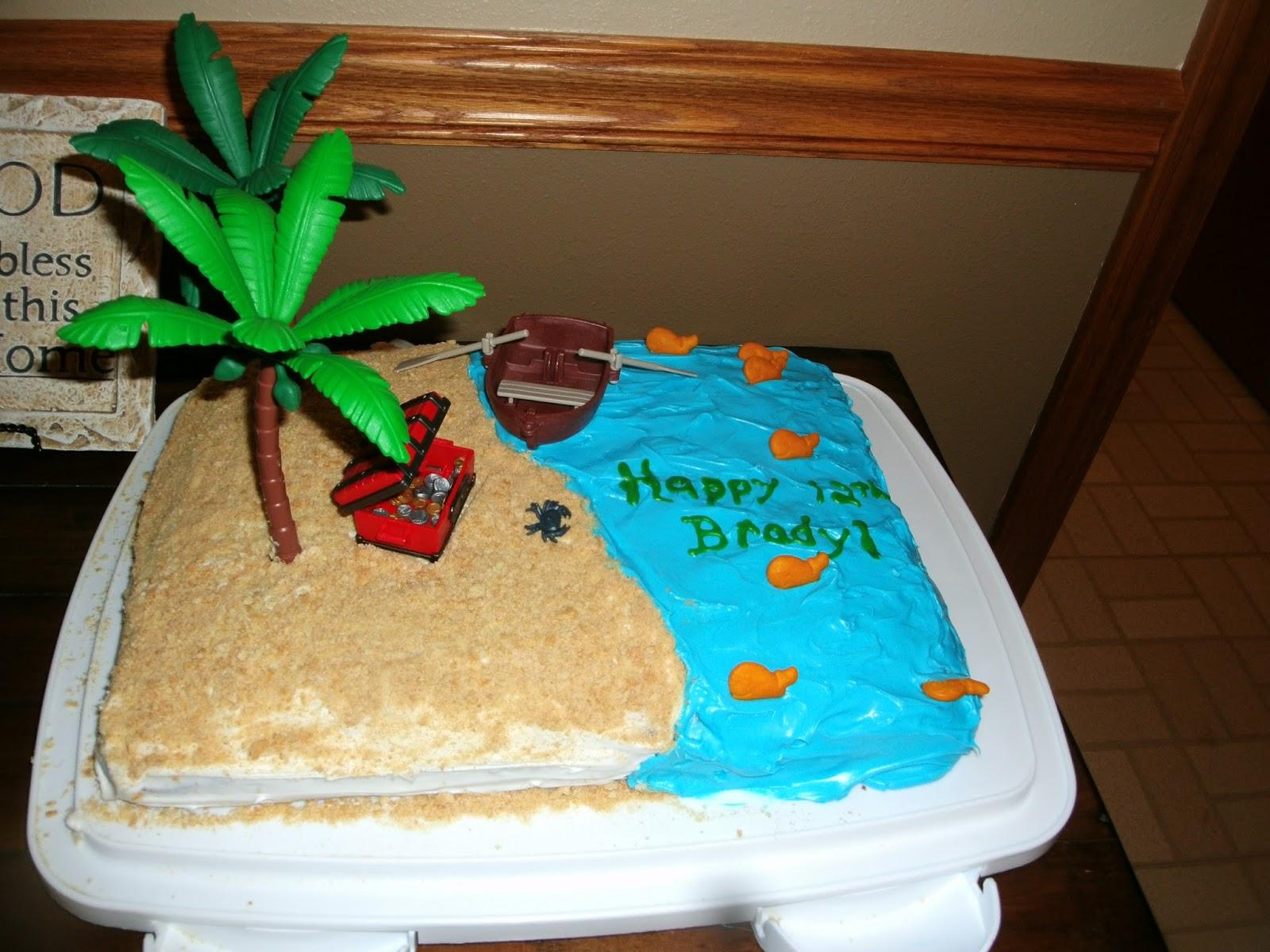 Osage Bluff Quilter Happy 12th Birthday Grandson