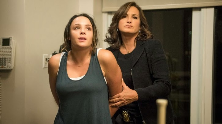 Law and Order: SVU - Episode 16.03 - Producer's Backend - Promotional Photos