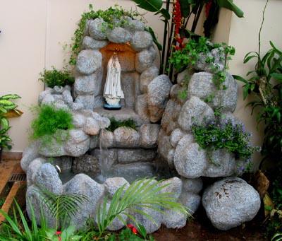 fotos de gruta para jardim : ALC & ASSOCIADOS