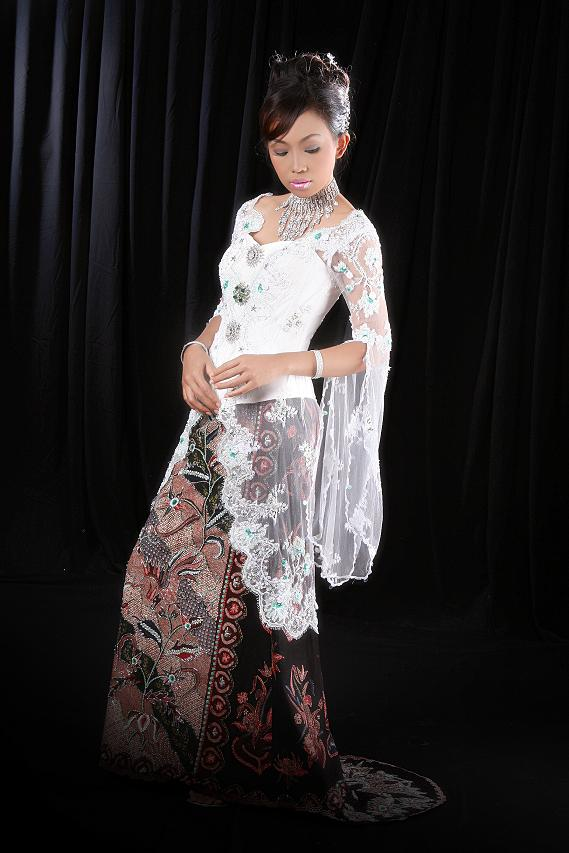Busana Kebaya Indonesia Trend Pakaian Baju Kebaya Modern Indonesia
